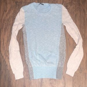 Theory Colorblock Sweater